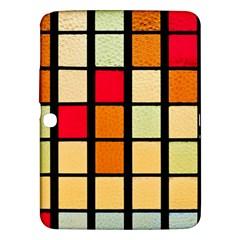 Mozaico Colors Glass Church Color Samsung Galaxy Tab 3 (10 1 ) P5200 Hardshell Case