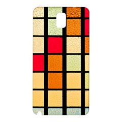 Mozaico Colors Glass Church Color Samsung Galaxy Note 3 N9005 Hardshell Back Case