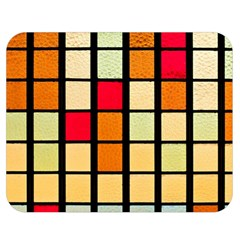 Mozaico Colors Glass Church Color Double Sided Flano Blanket (medium)