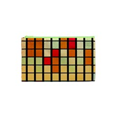 Mozaico Colors Glass Church Color Cosmetic Bag (xs)