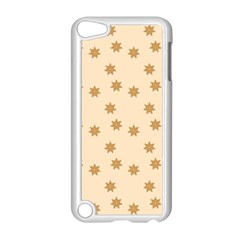 Pattern Gingerbread Star Apple Ipod Touch 5 Case (white)
