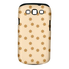 Pattern Gingerbread Star Samsung Galaxy S Iii Classic Hardshell Case (pc+silicone)