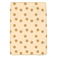 Pattern Gingerbread Star Flap Covers (l)
