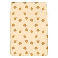 Pattern Gingerbread Star Flap Covers (s)