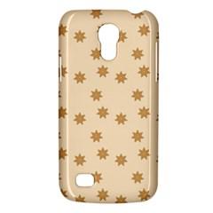 Pattern Gingerbread Star Galaxy S4 Mini