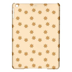 Pattern Gingerbread Star Ipad Air Hardshell Cases