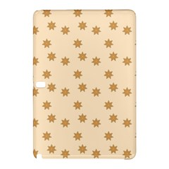Pattern Gingerbread Star Samsung Galaxy Tab Pro 10 1 Hardshell Case
