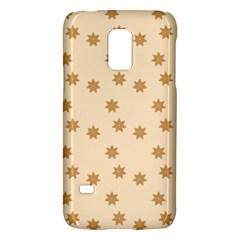Pattern Gingerbread Star Galaxy S5 Mini