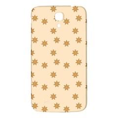 Pattern Gingerbread Star Samsung Galaxy Mega I9200 Hardshell Back Case