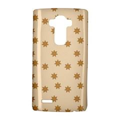 Pattern Gingerbread Star Lg G4 Hardshell Case