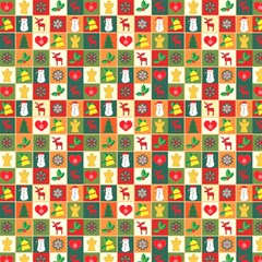 Pattern Christmas Patterns Magic Photo Cubes
