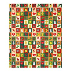 Pattern Christmas Patterns Shower Curtain 60  X 72  (medium)