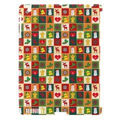 Pattern Christmas Patterns Apple Ipad 3/4 Hardshell Case (compatible With Smart Cover)