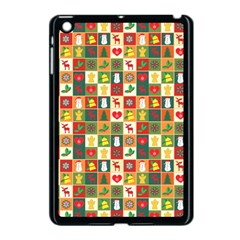 Pattern Christmas Patterns Apple Ipad Mini Case (black)
