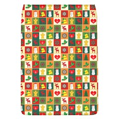 Pattern Christmas Patterns Flap Covers (l)