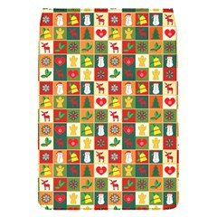 Pattern Christmas Patterns Flap Covers (s)