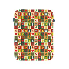 Pattern Christmas Patterns Apple Ipad 2/3/4 Protective Soft Cases