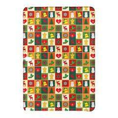 Pattern Christmas Patterns Samsung Galaxy Tab Pro 12 2 Hardshell Case