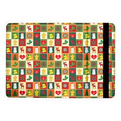 Pattern Christmas Patterns Samsung Galaxy Tab Pro 10 1  Flip Case