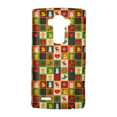 Pattern Christmas Patterns Lg G4 Hardshell Case