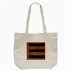 Stainless Rust Texture Background Tote Bag (cream)