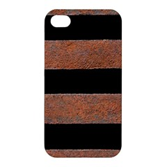Stainless Rust Texture Background Apple Iphone 4/4s Hardshell Case