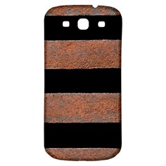 Stainless Rust Texture Background Samsung Galaxy S3 S Iii Classic Hardshell Back Case
