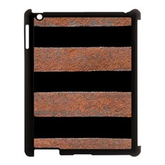 Stainless Rust Texture Background Apple Ipad 3/4 Case (black)