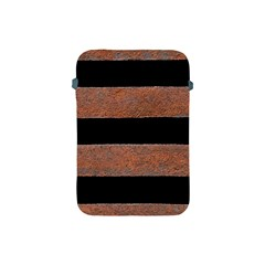 Stainless Rust Texture Background Apple Ipad Mini Protective Soft Cases