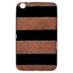 Stainless Rust Texture Background Samsung Galaxy Tab 3 (8 ) T3100 Hardshell Case