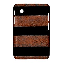 Stainless Rust Texture Background Samsung Galaxy Tab 2 (7 ) P3100 Hardshell Case