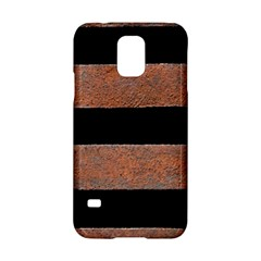 Stainless Rust Texture Background Samsung Galaxy S5 Hardshell Case