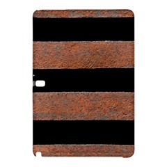 Stainless Rust Texture Background Samsung Galaxy Tab Pro 10 1 Hardshell Case