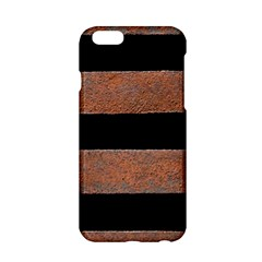 Stainless Rust Texture Background Apple Iphone 6/6s Hardshell Case