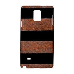 Stainless Rust Texture Background Samsung Galaxy Note 4 Hardshell Case