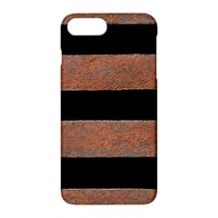 Stainless Rust Texture Background Apple Iphone 7 Plus Hardshell Case