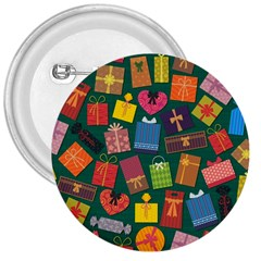 Presents Gifts Background Colorful 3  Buttons