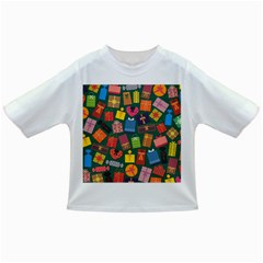 Presents Gifts Background Colorful Infant/toddler T Shirts