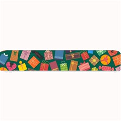 Presents Gifts Background Colorful Small Bar Mats