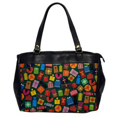 Presents Gifts Background Colorful Office Handbags