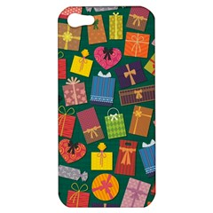 Presents Gifts Background Colorful Apple Iphone 5 Hardshell Case