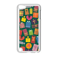Presents Gifts Background Colorful Apple Ipod Touch 5 Case (white)