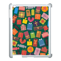Presents Gifts Background Colorful Apple Ipad 3/4 Case (white)