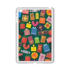 Presents Gifts Background Colorful Ipad Mini 2 Enamel Coated Cases