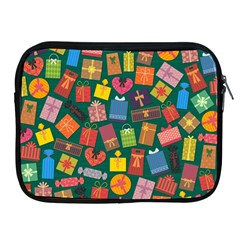 Presents Gifts Background Colorful Apple Ipad 2/3/4 Zipper Cases