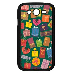 Presents Gifts Background Colorful Samsung Galaxy Grand Duos I9082 Case (black)