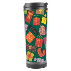Presents Gifts Background Colorful Travel Tumbler