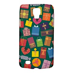 Presents Gifts Background Colorful Galaxy S4 Active