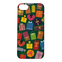 Presents Gifts Background Colorful Apple Iphone 5s/ Se Hardshell Case
