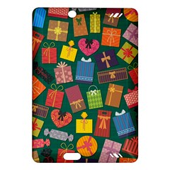 Presents Gifts Background Colorful Amazon Kindle Fire Hd (2013) Hardshell Case